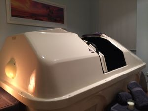 Float tank REST