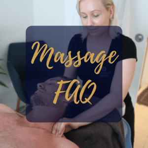 Massage FAQ