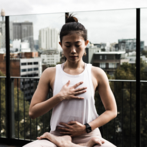 Belly Breathing for a Better Posture