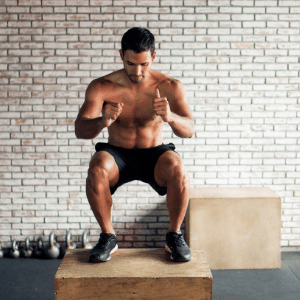 Plyometric exercise stages