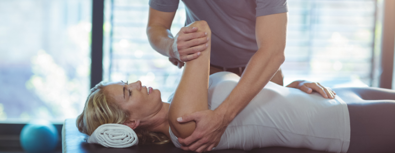 Chiropractic Treatment For Shoulder Instability