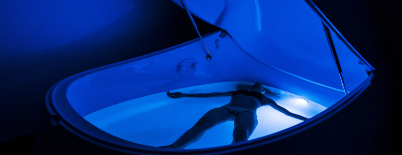 History Of Floatation Therapy